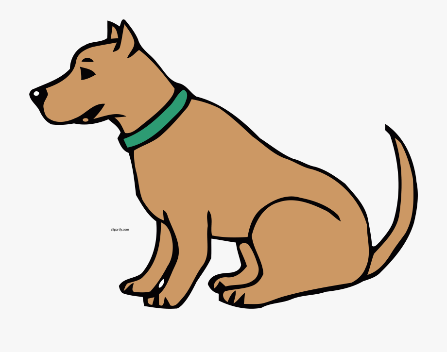 Dog Clipart Color
