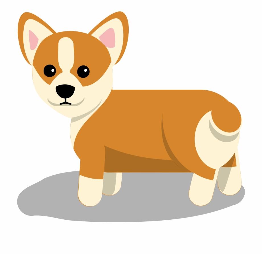 Corgi Dog Clipart