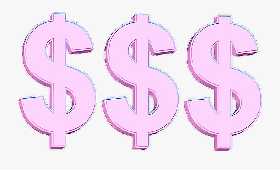 Dollar clipart tumblr.