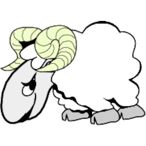 Ram clipart gratis.