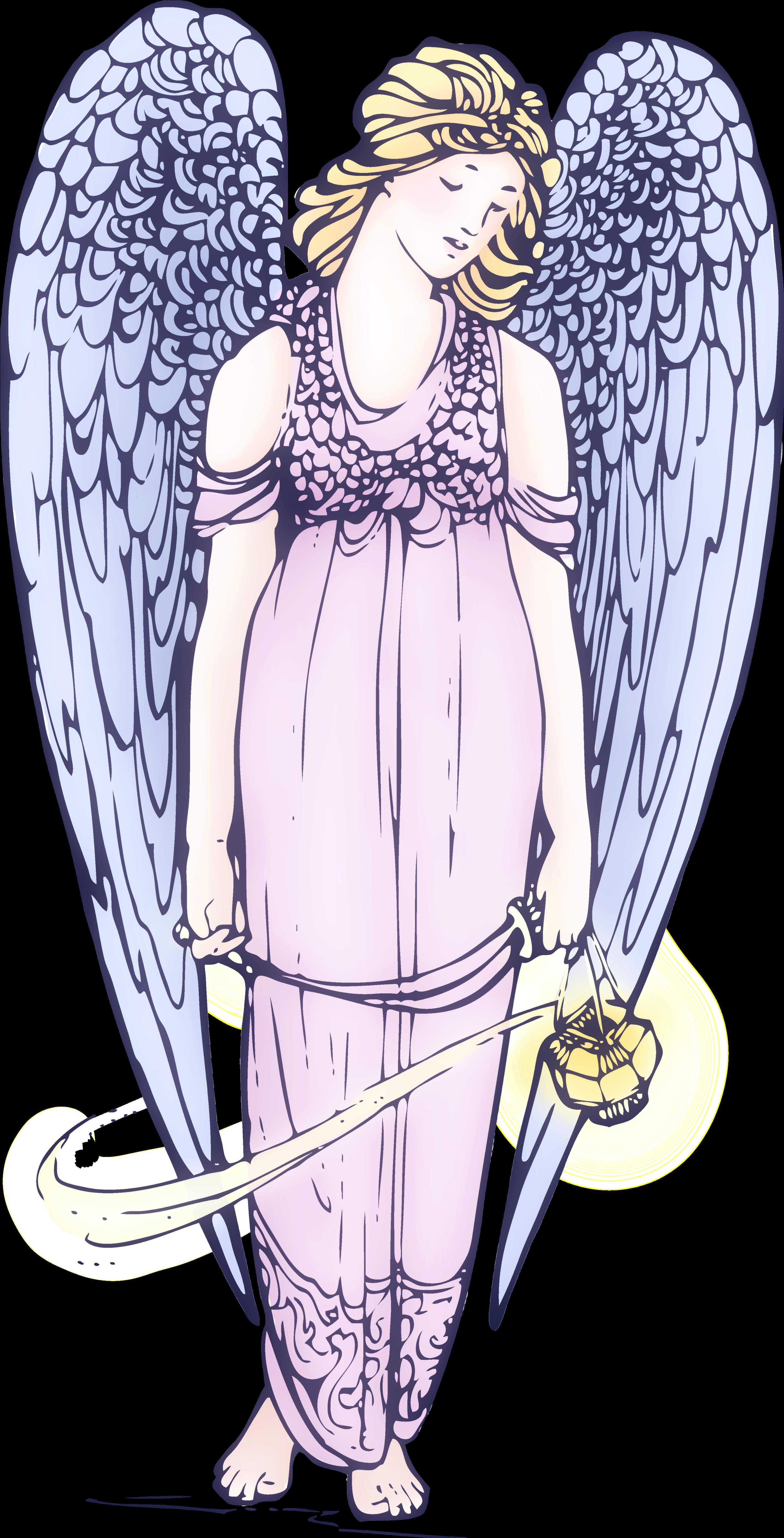 Lovely angel free.