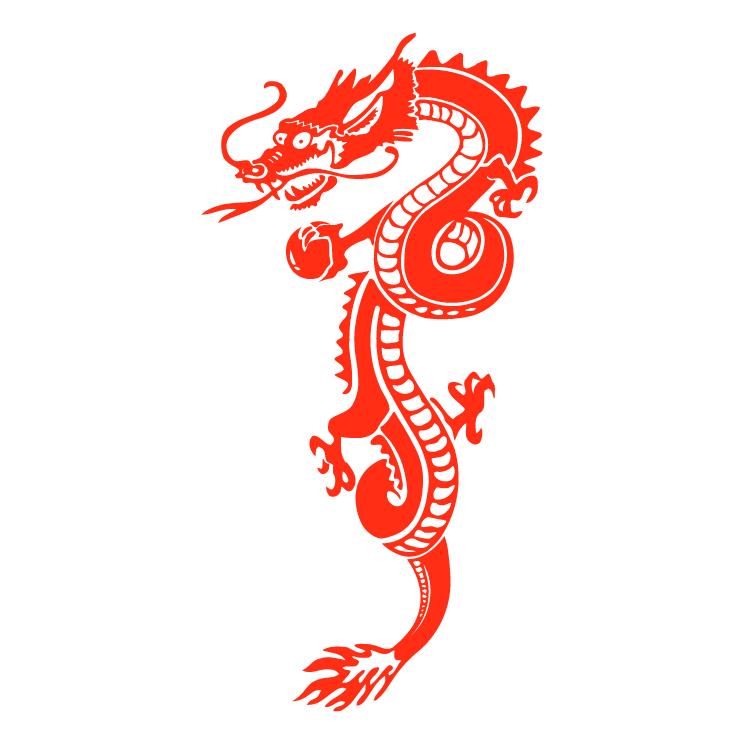 Free chinese dragon.