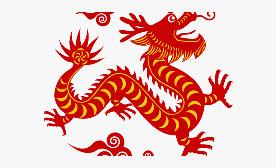 Chinese Clipart Dragon