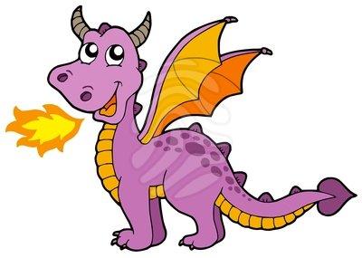 17 cute dragon.