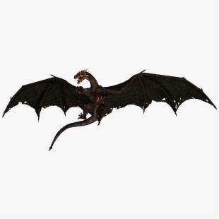 Dragon clipart realistic.