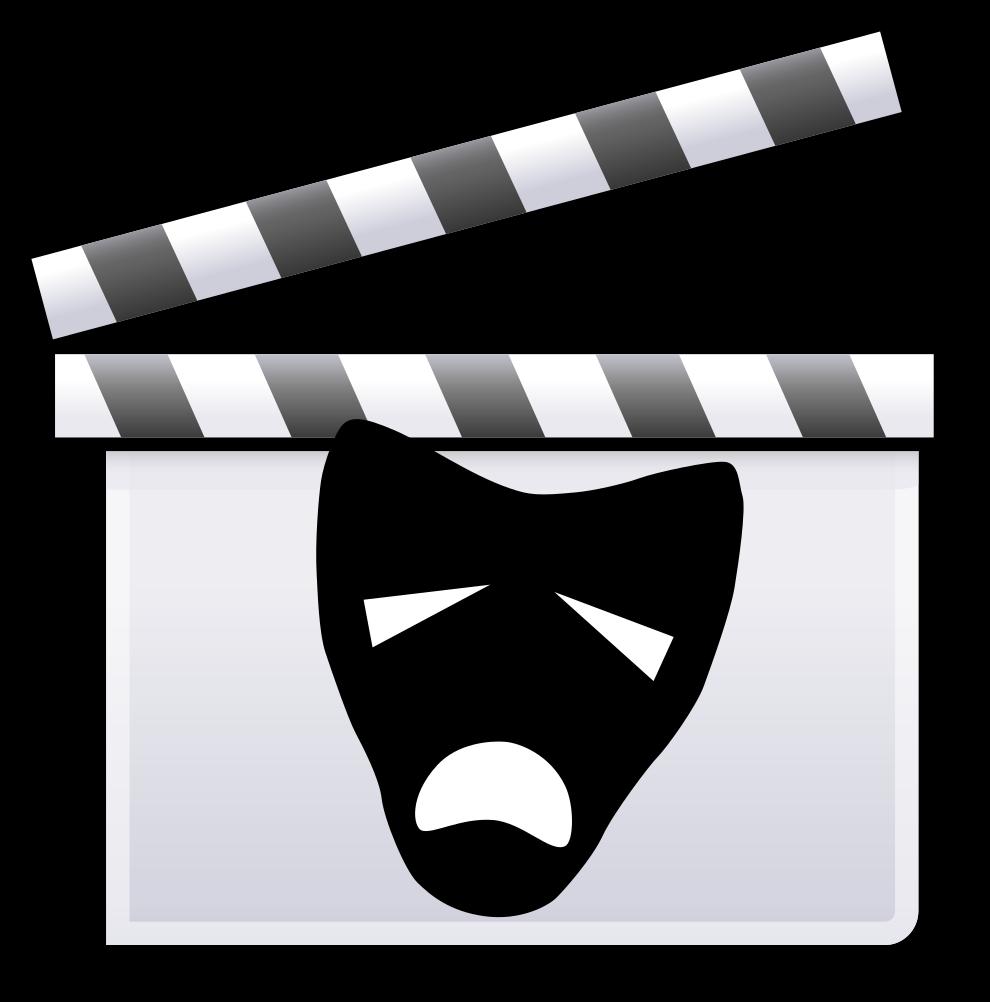 HD Drama Film Icon