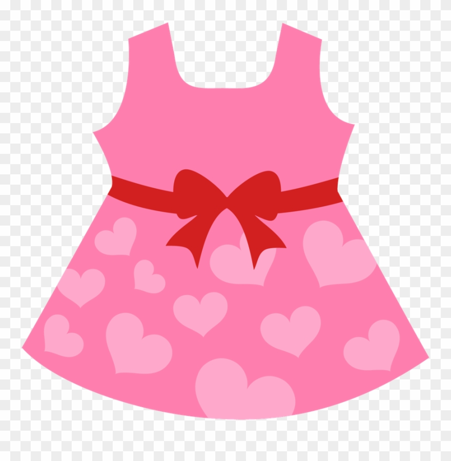 Clipart baby dress.