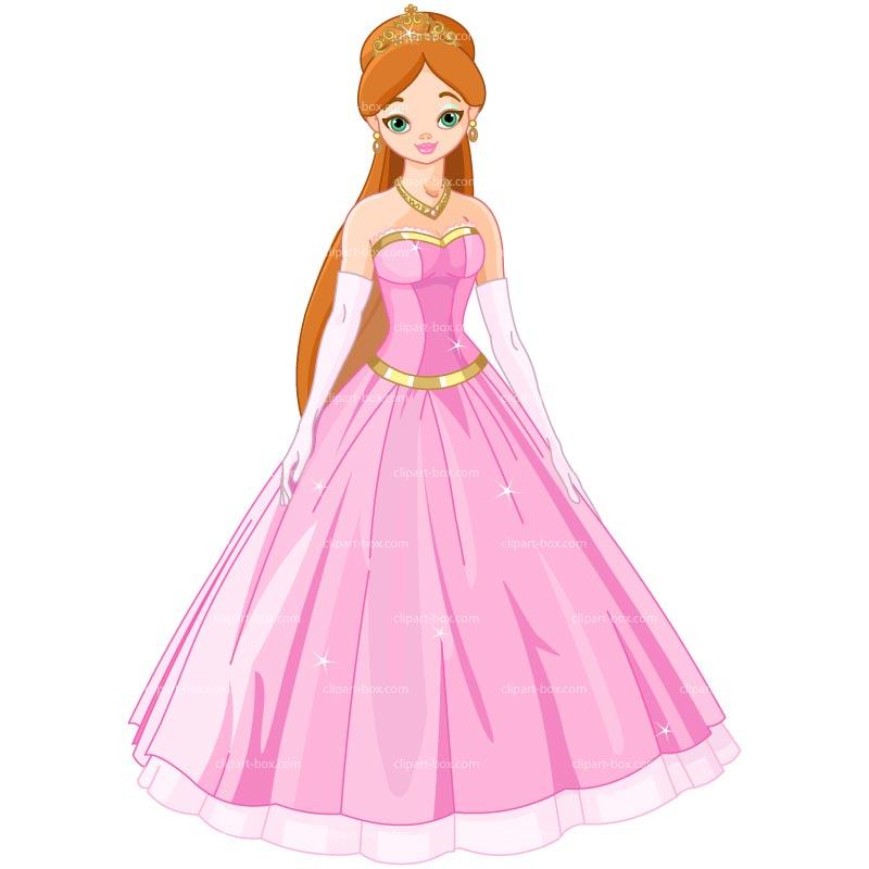 princess clipart beautiful