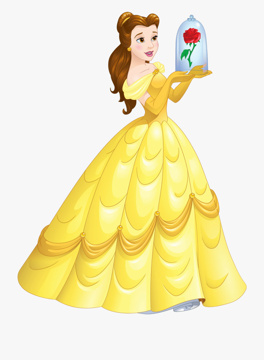 princess clipart belle