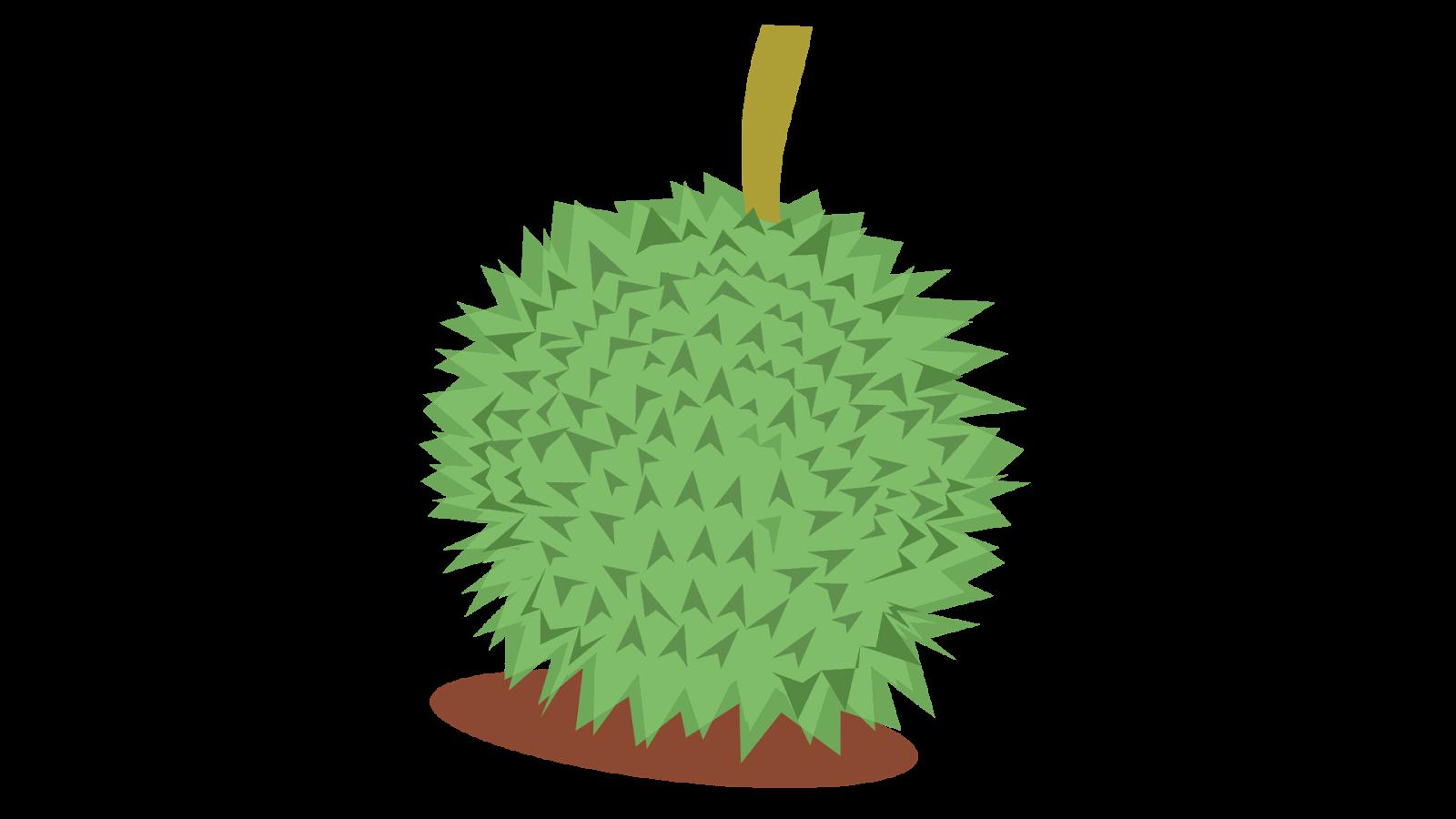 Kumpulan Gambar Karikatur Durian