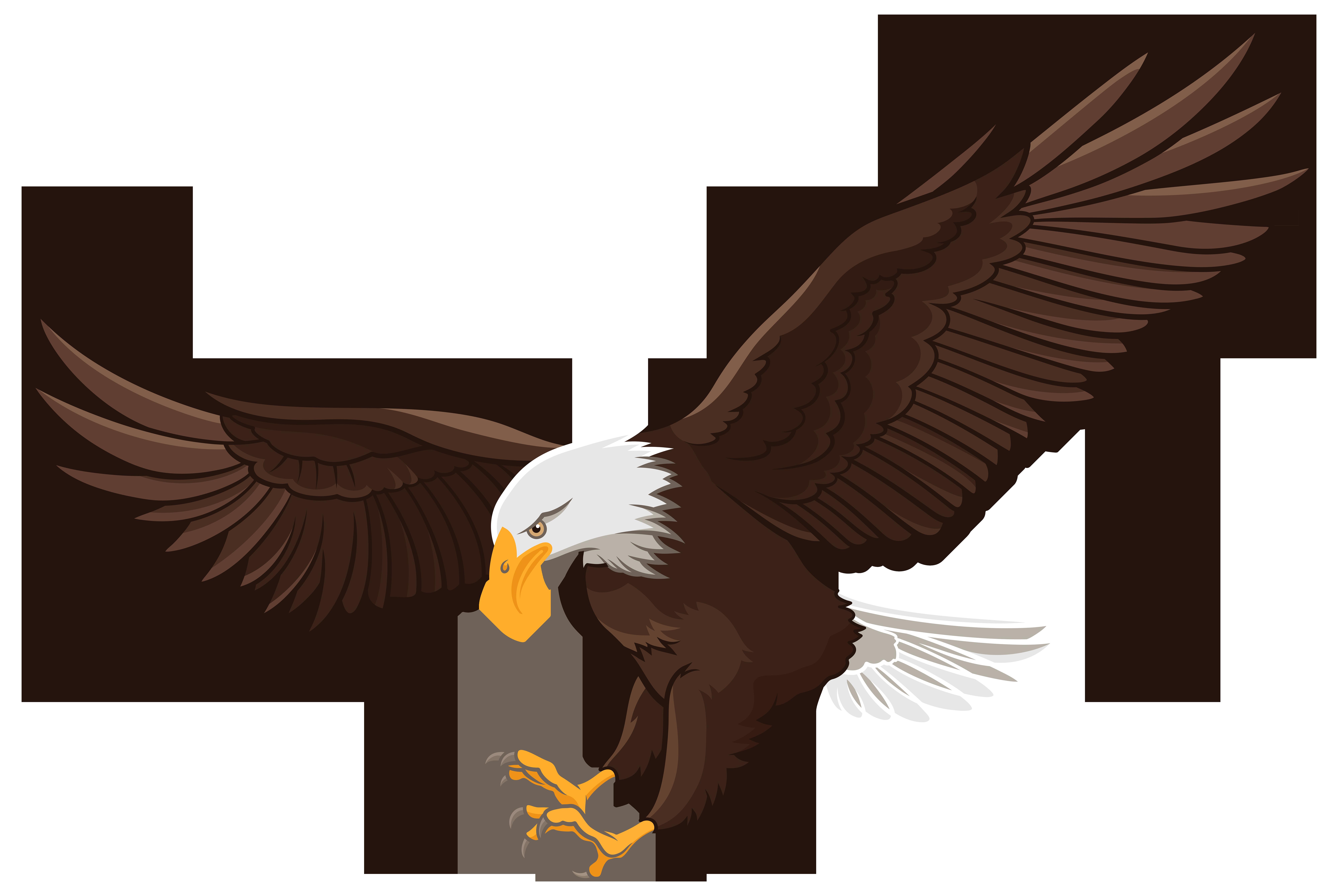 Eagle png clip.
