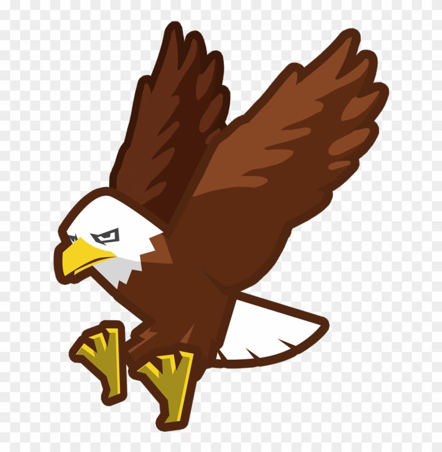 Hawk clipart beak.