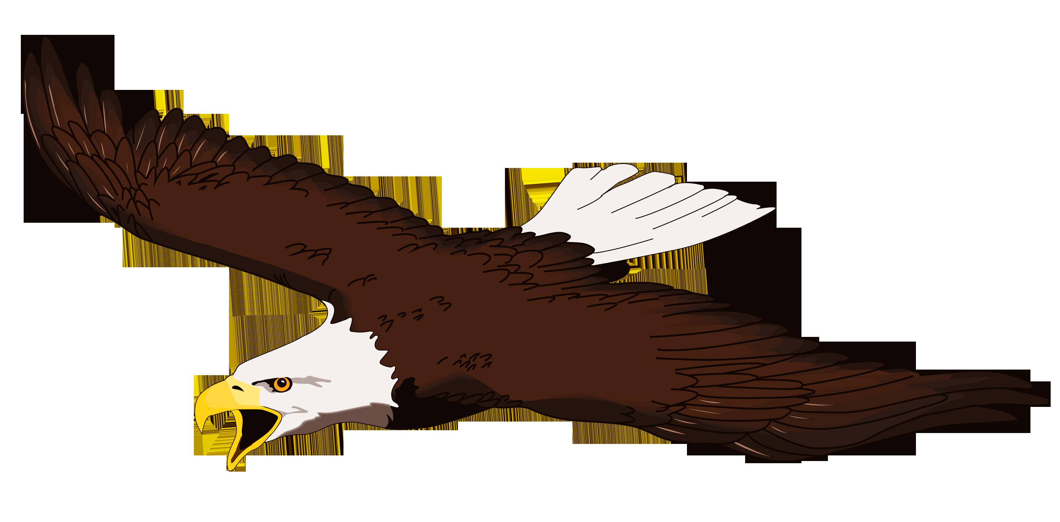 Eagle transparent png.