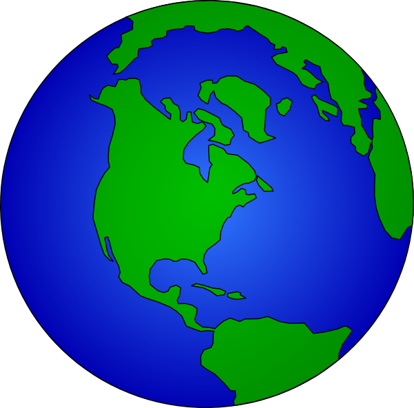 earth clipart animated
