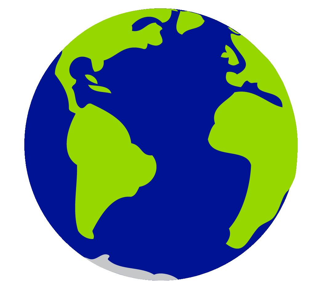 earth clipart cartoon