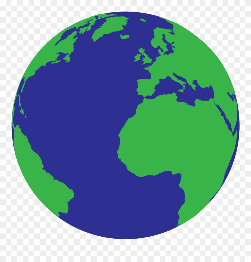 Earth clipart transparent.