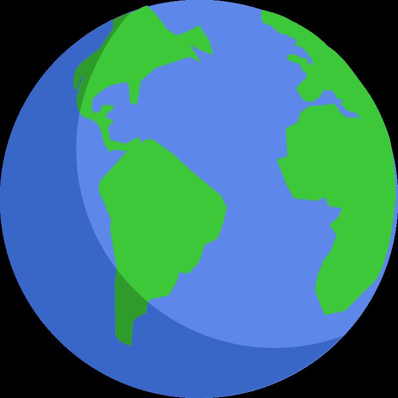earth clipart simple