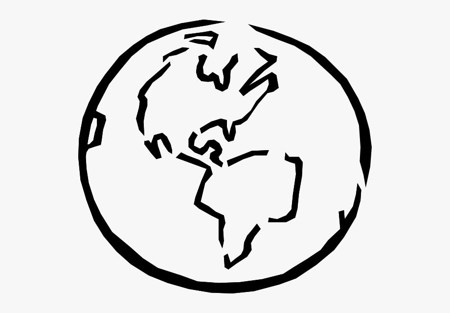 Earth sketch clip.