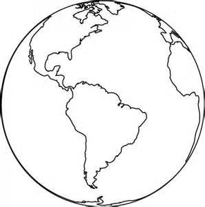 earth clipart white