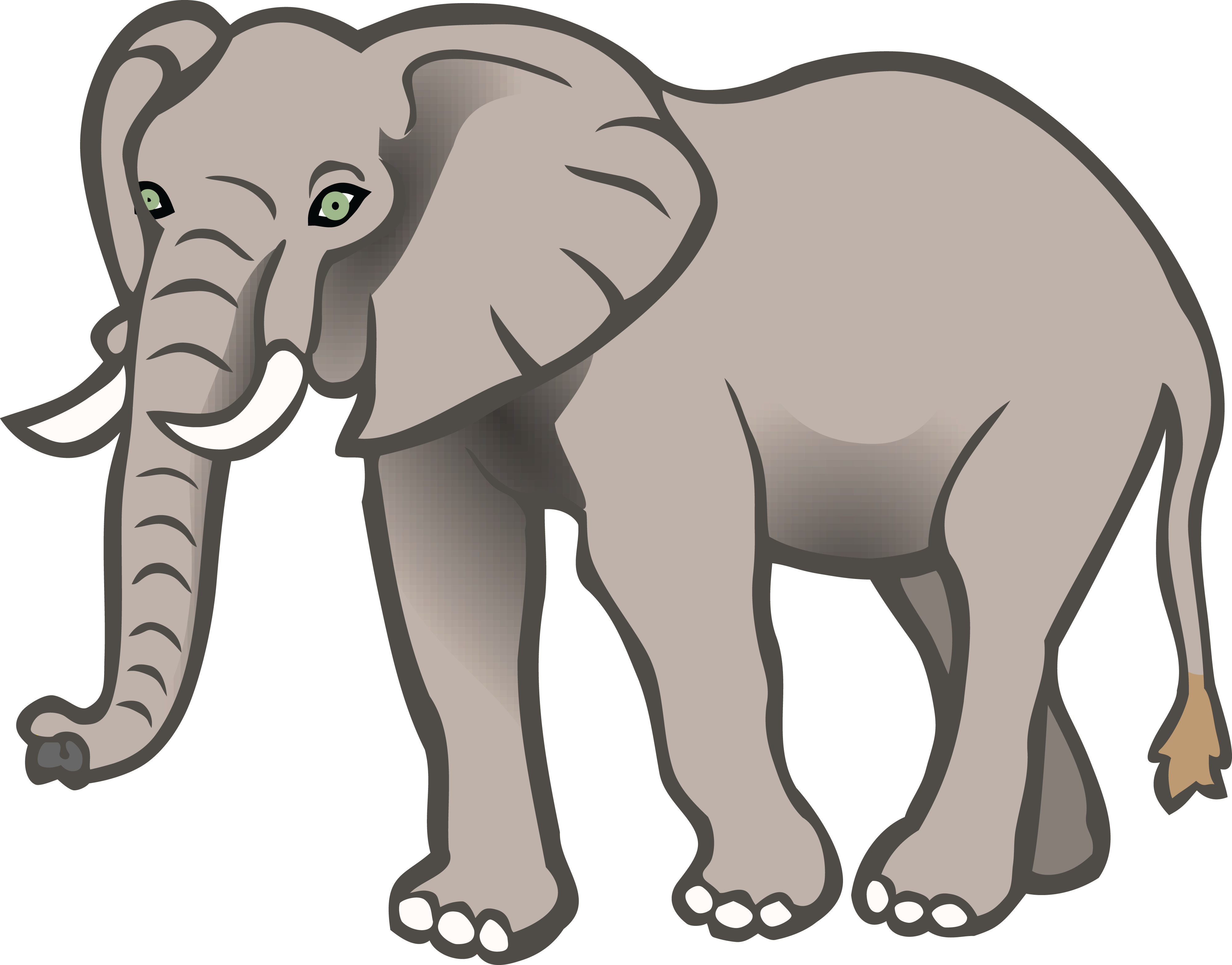 Elephant cliparts for.
