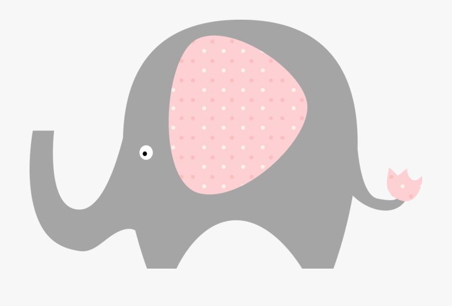 Baby shower elephants.