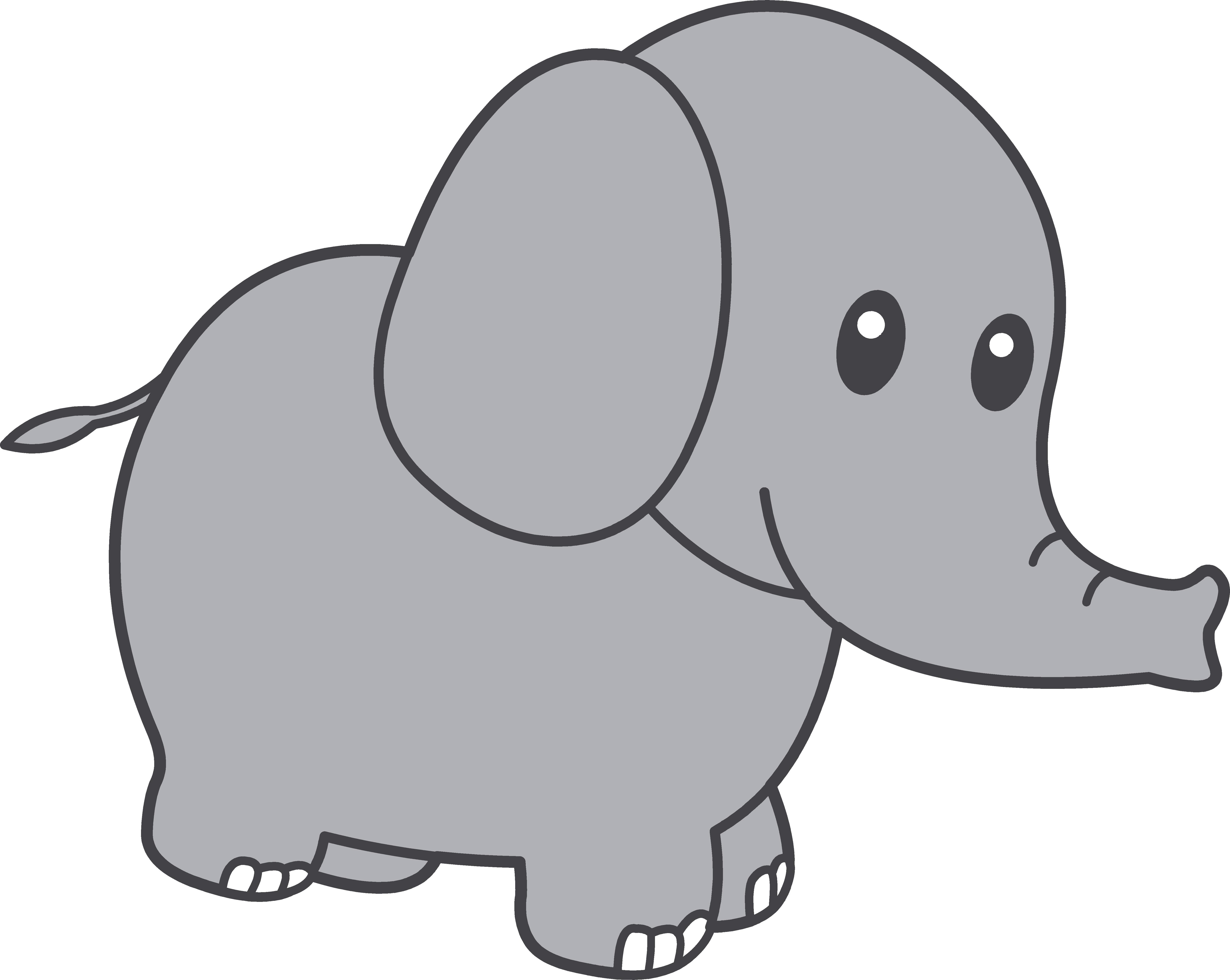 Free animated elephant.