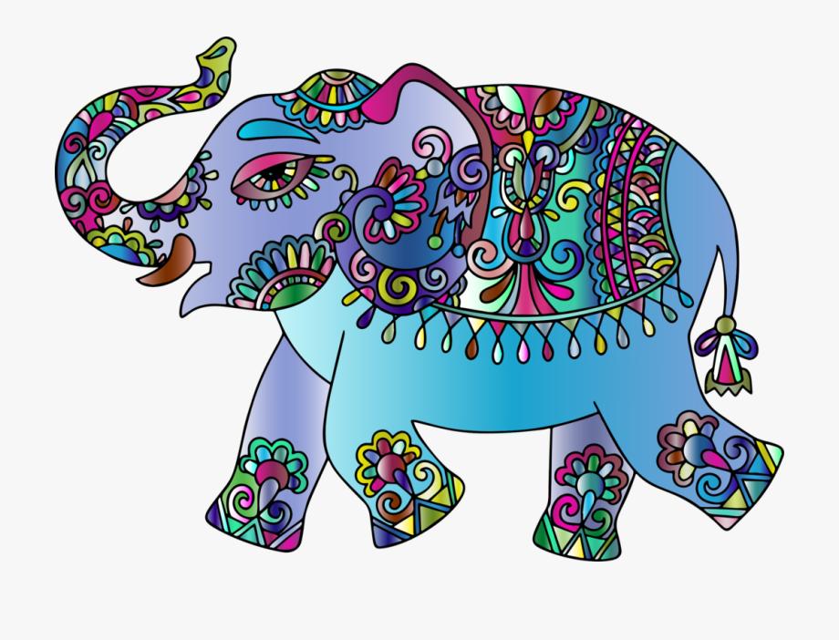 Indian Clipart Elephant