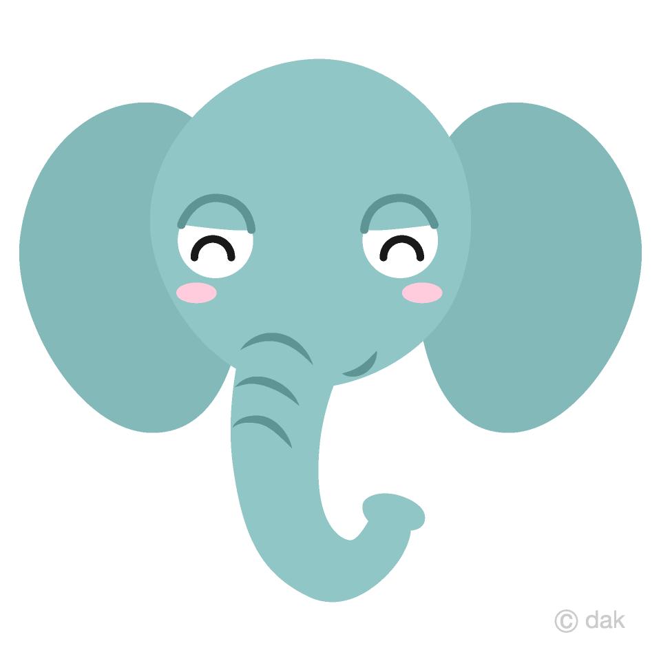 Free smile elephant.