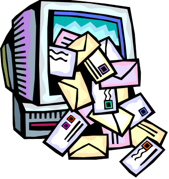 Inbox Clipart