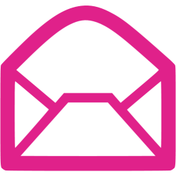Barbie pink email icon