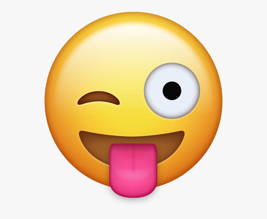 Emoji Clipart Tongue