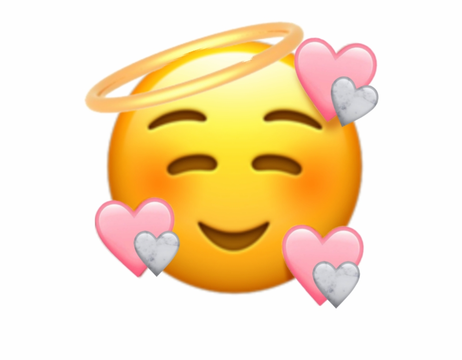 Cute heartemoji emoji.