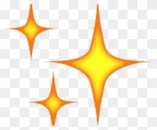Sparkle clipart emoji.