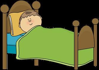 Enough clipart kid. Bedtime rest transparent