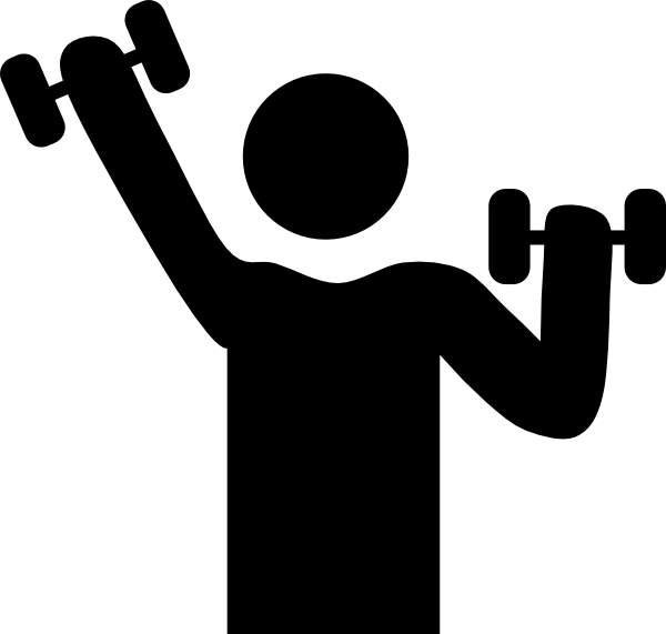 exercise clipart fitness