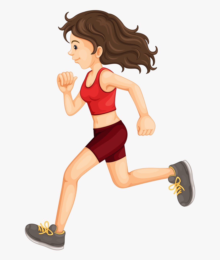 exercise clipart woman