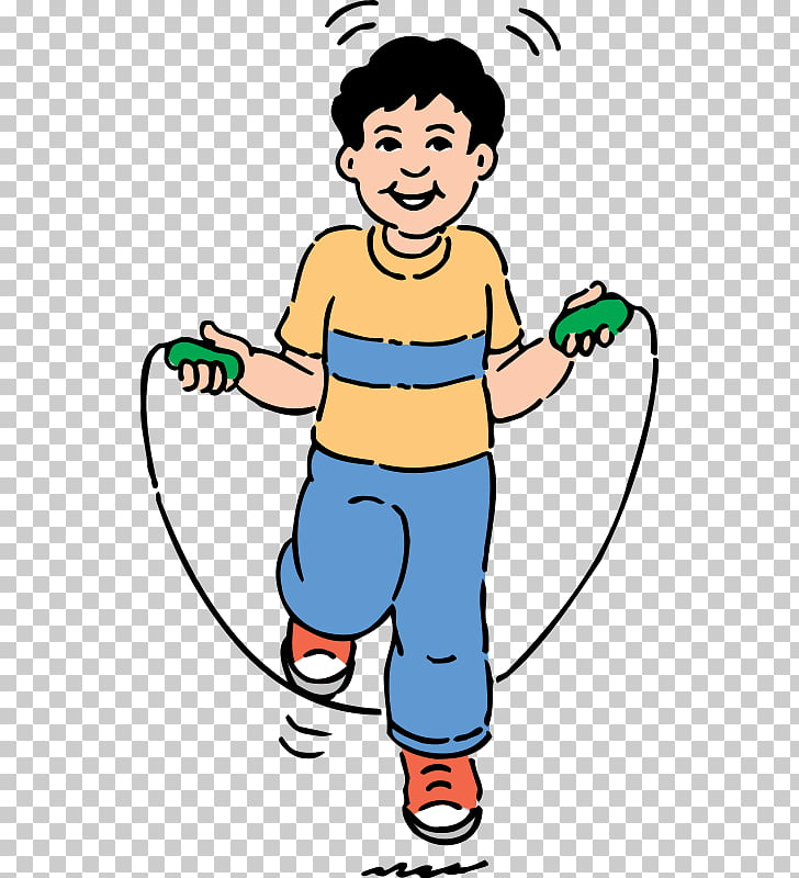 Skipping rope Jumping O H Somers Elementary School