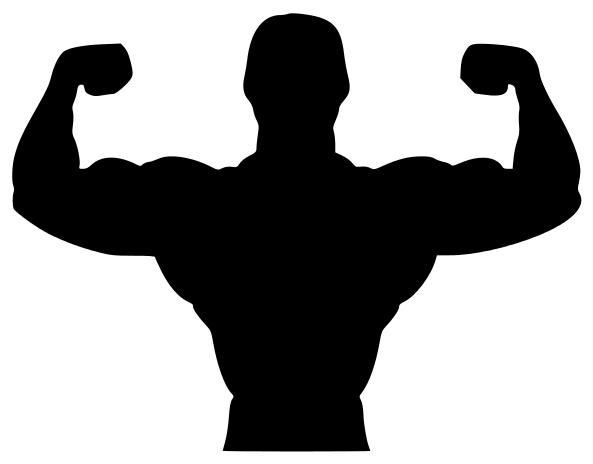 Fitness clipart male. Fitness clipart male. Gym workout clip art