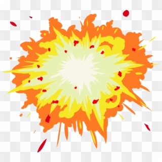 Explosions png images.