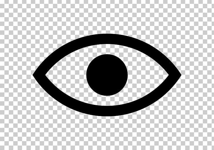 Eye outline png.