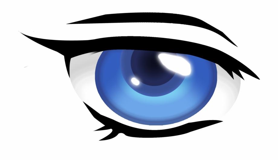 Eyelash Clipart Anime Eye Pencil And In Color Eyelash