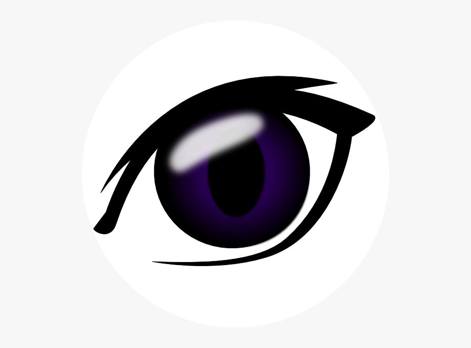 Anime eye clip.