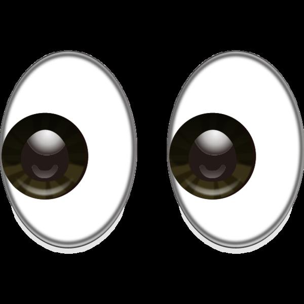 Emoji eye smiley.
