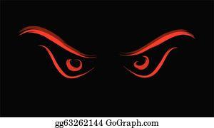 Evil eyes clip.