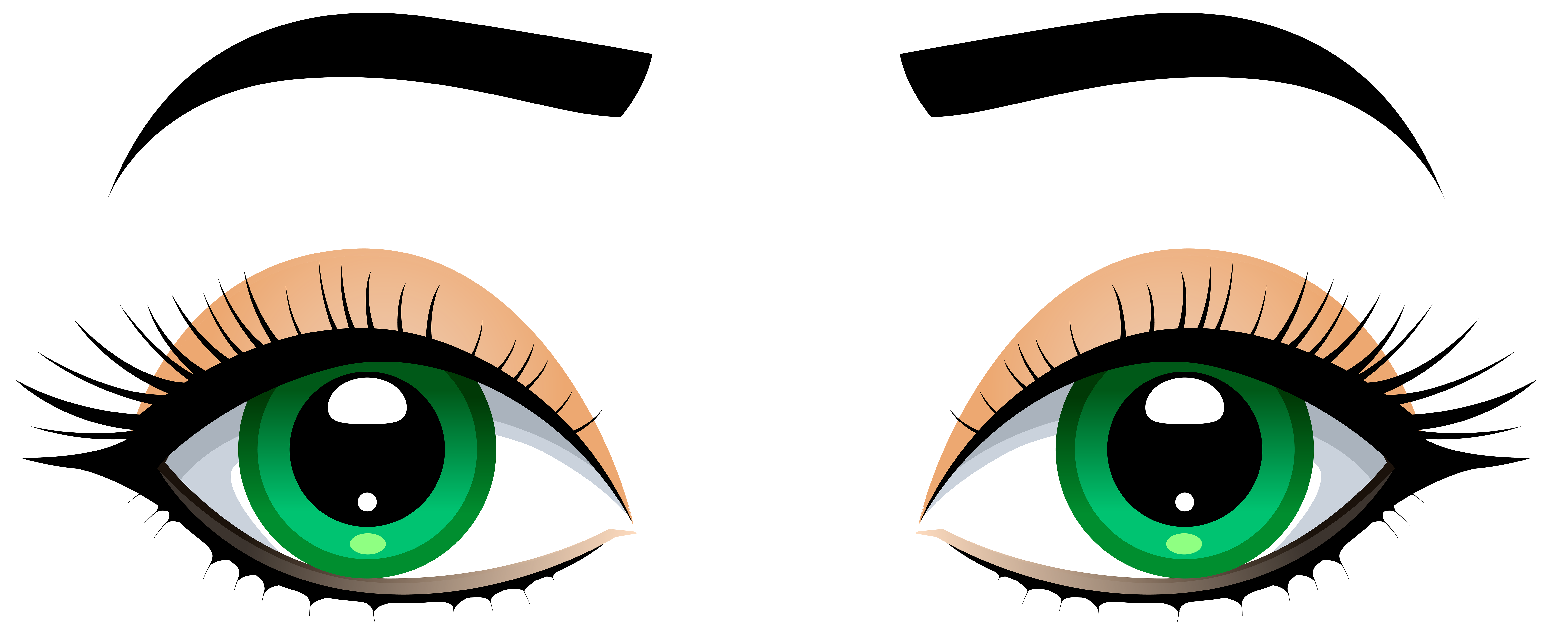 Eyes cliparts for.