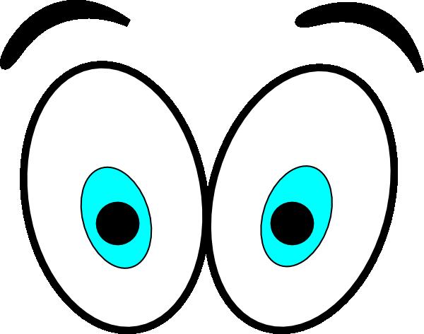 Looking eyes clip.