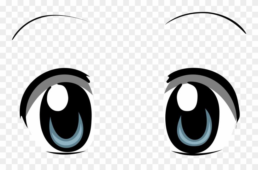 Animated eyes clip.