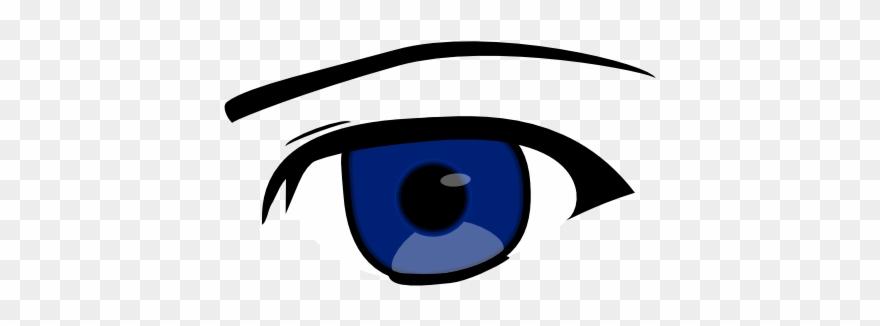 Eye clipart male. Png eyes cartoon