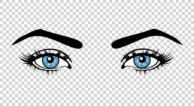 Eye vectors photos.