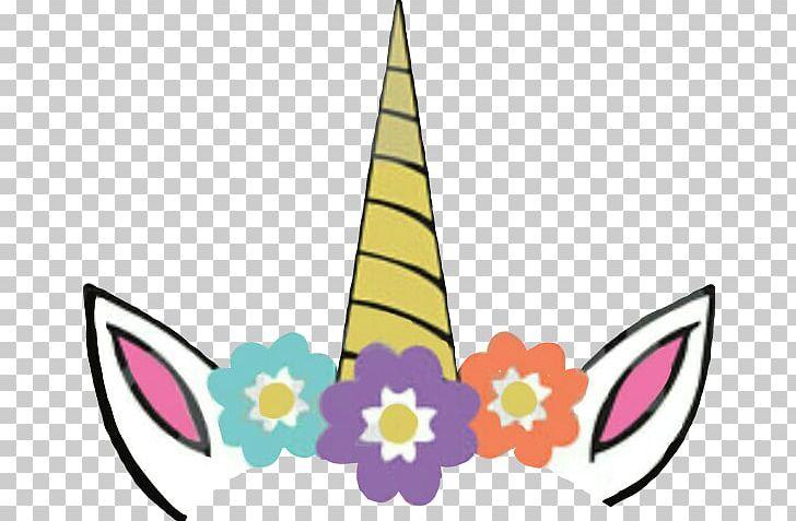 Unicorn horn png.